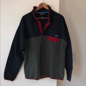 Men's Patagonia synchilla pullover